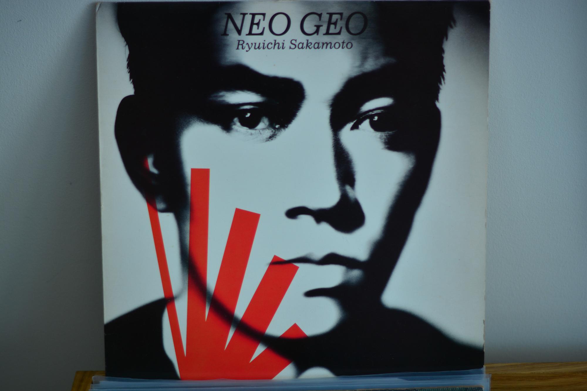Ryuichi Sakamoto - Neo Geo