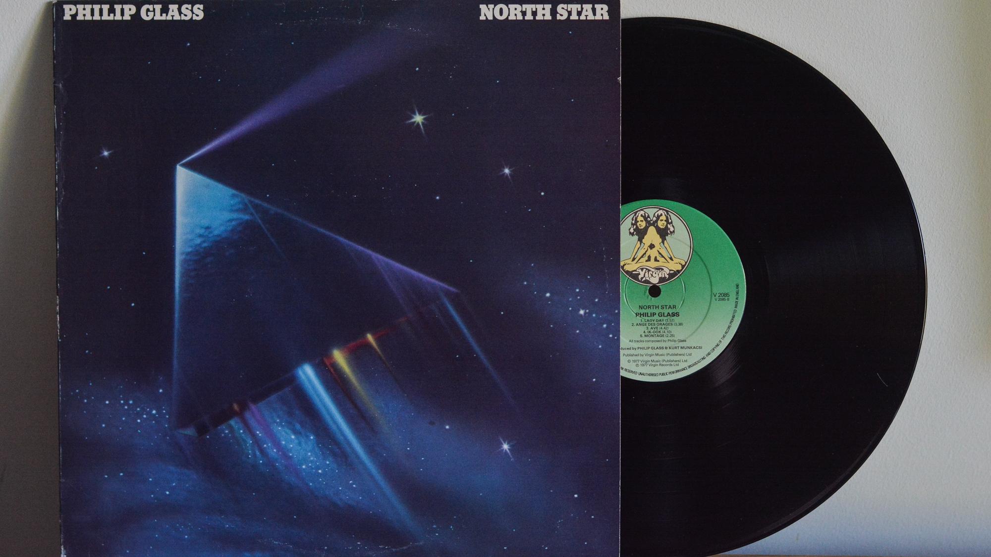 Philip Glass - North Star